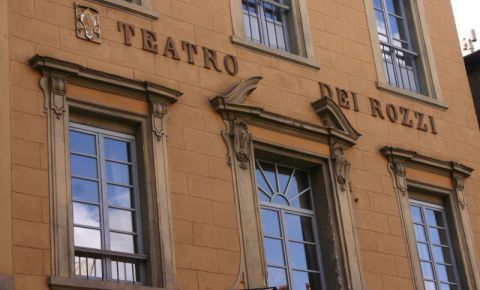 Teatrul Rozzi din Siena