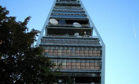 Turnul TV Kamzika din Bratislava