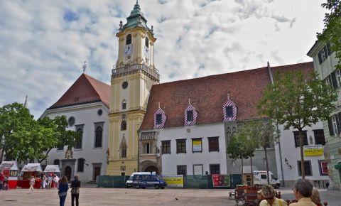 Vechea Primarie din Bratislava