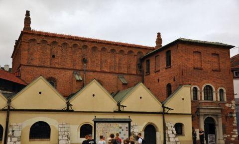 Vechea Sinagoga din Cracovia