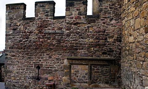 Zidul Flodden din Edinburgh