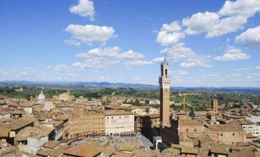 Terasa Panoramica din Siena