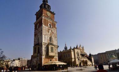 Turnul Primariei din Cracovia
