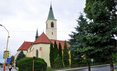 Biserica Luterana din Humenne