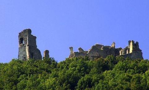 Castelul Brekov din Humenne
