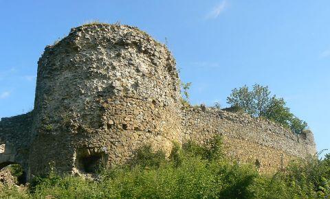 Castelul Jasenov din Humenne