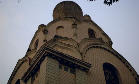 Biserica Sfantul Nicolae din Shanghai