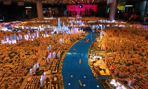 Expozitia Urbana din Shanghai