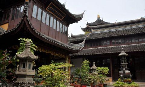 Manastirea Chenxiangge din Shanghai