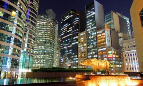 Bursa de Marfuri din Hong Kong
