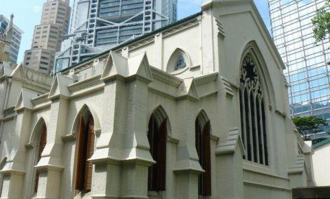 Catedrala Sfantul Ioan din Hong Kong