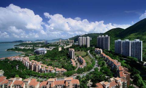 Districtul Discovery Bay din Hong Kong