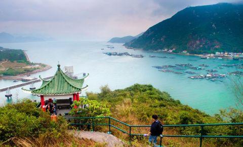 Golful Sok Kwu Wan din Hong Kong