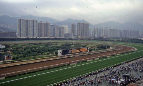 Hipodromul Sha Tin din Hong Kong
