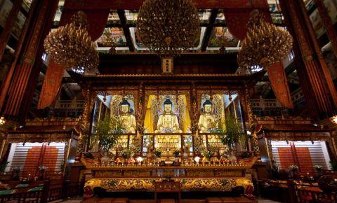 Manastirea Miu Fat din Hong Kong