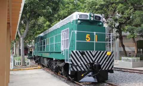 Muzeul Trenurilor din Hong Kong