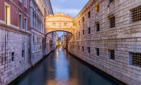 Puntea Suspinelor din Venetia