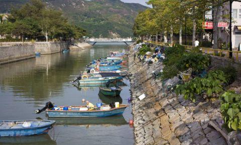 Satul Mui Wo din Hong Kong