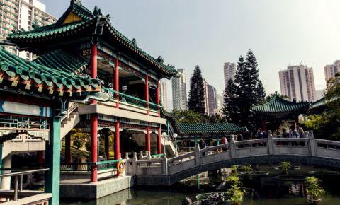 Templul Sik Sik din Hong Kong