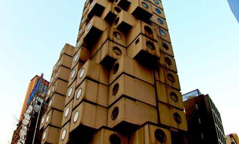 Turnul Capsula din Tokyo