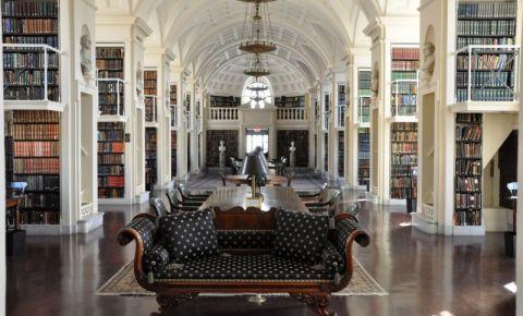 Biblioteca Athenaeum din Boston