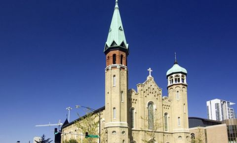 Biserica Sfantul Patrick din Chicago