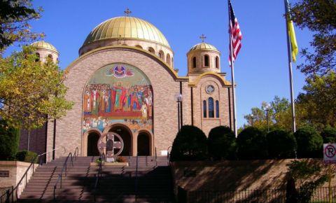 Bisericile Satului Ucrainean din Chicago
