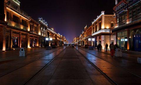 Cartierul Legatiilor Straine din Beijing