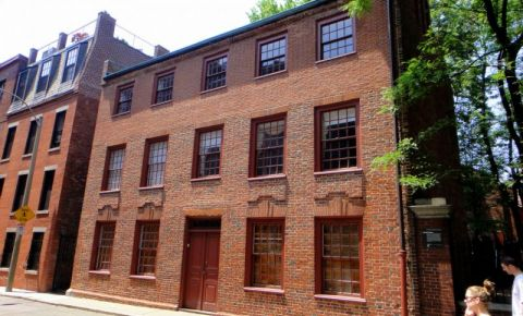 Casa Ebenezer Clough din Boston