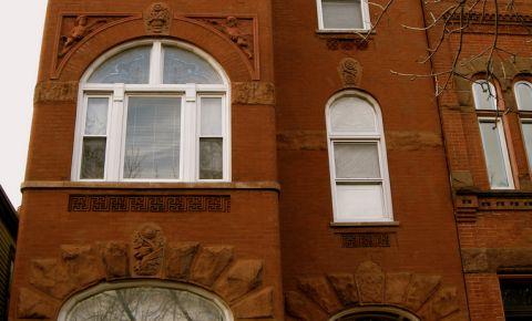 Casa Nelson Algren din Chicago