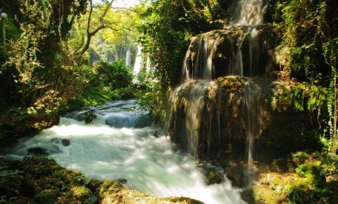 Cascada Duden din Antalya