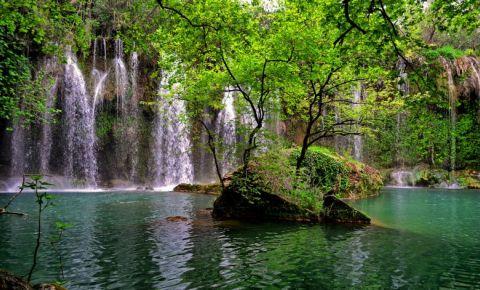Cascada Kursunlu din Antalya