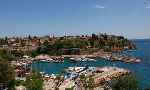 Centrul Vechi din Antalya