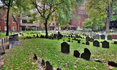 Cimitirul Burying din Boston