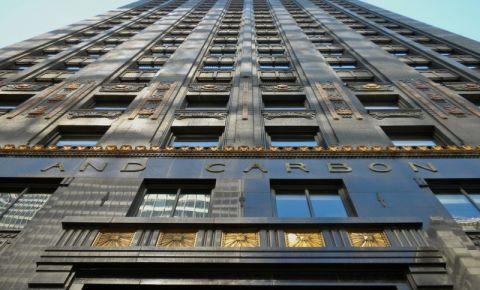 Cladirea Carbide Carbon din Chicago