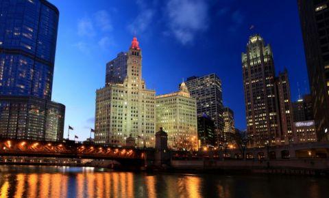 Cladirea Wrigley din Chicago
