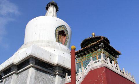 Dagoba Alba din Beijing