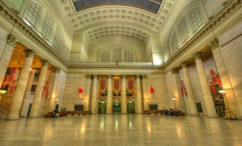 Gara Centrala din Chicago