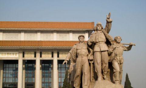 Mausoleul lui Mao Zedong din Beijing