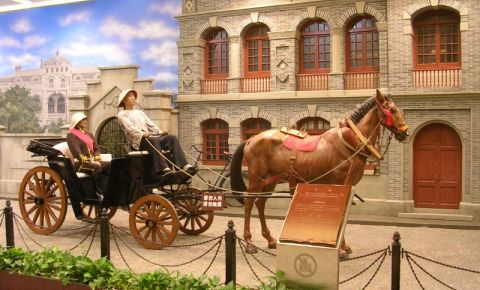 Muzeul de Istorie din Shanghai