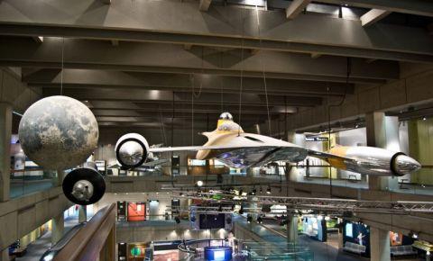 Muzeul de Stiinta din Boston
