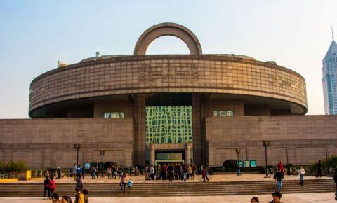 Muzeul Orasului Shanghai