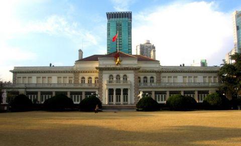 Palatul Copiilor din Shanghai