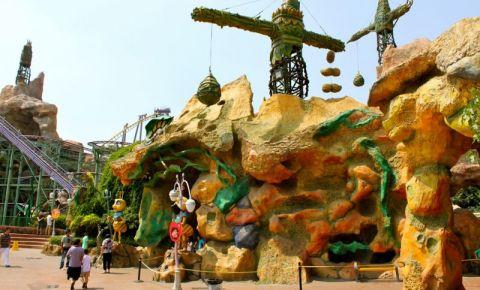 Parcul de Distractii Happy Valley din Beijing