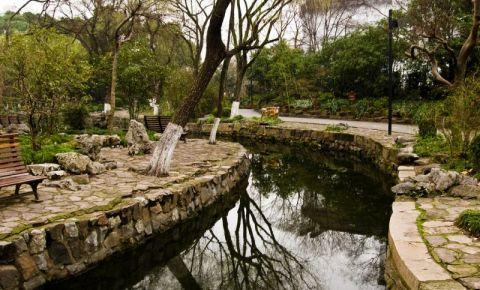 Parcul Lu Xun din Shanghai