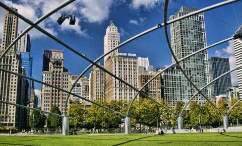 Parcul Millennium din Chicago