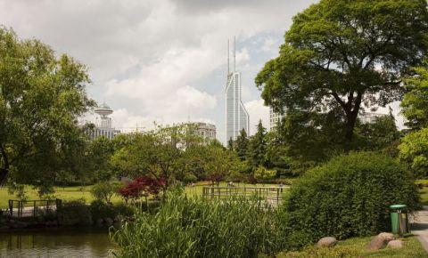 Parcul Poporului din Shanghai