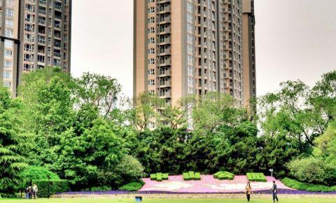 Parcul Zhongshan din Shanghai