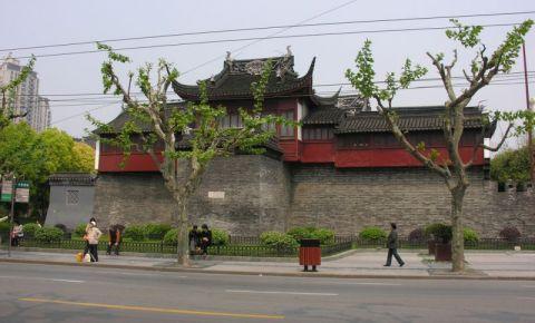 Pavilionul Dajing din Shanghai