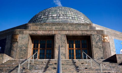 Planetariul din Chicago